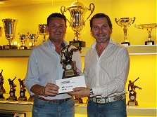 Premiazioni campionato calcio a 5 - 2008/2009 - La sedicesima classificata MFU