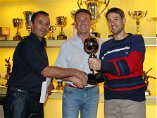 Premiazioni campionato calcio a 5 - 2008/2009 - Coppa Fair Play ai PENSIONATI